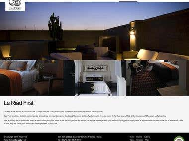 Riad First