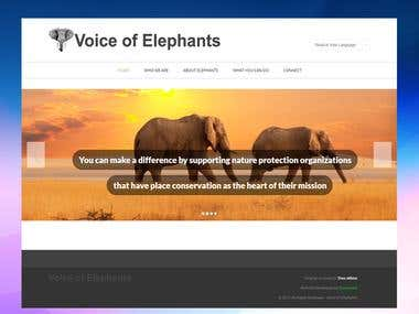 Voice of Elephants