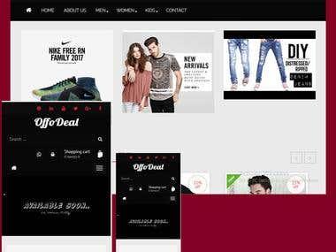 Offodeal - Online shopping Website