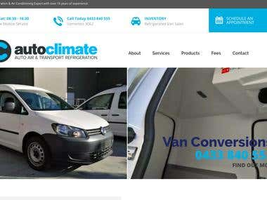 Small Business - Car Refrigeration Services