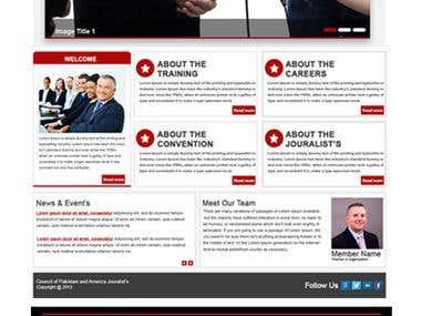Website Designs Profolio