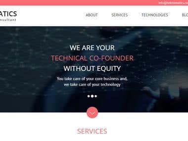 IT Consultant Site