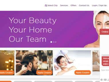 Personal Care Site