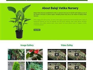 Balaji Vatika Nursery
