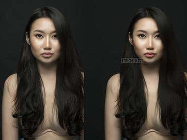 High End retouch