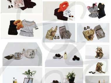 Exposicion de productos-Diseño de vidrieras