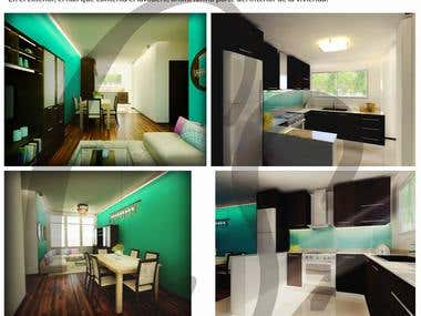 Interiorismo-Render 3D