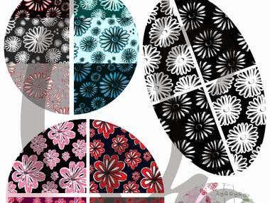 Diseño textil/estampas