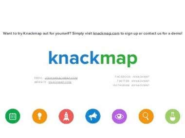 Knackmap business