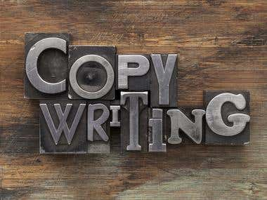 Copy Writing