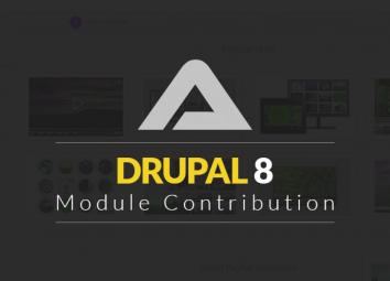Drupal 8 Module Contribution