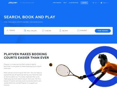 Find and Book your favorite sports club