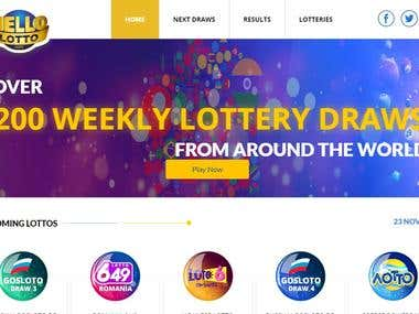 Lottery Site
