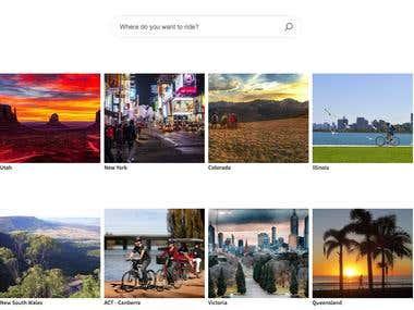 Find your next bike trip