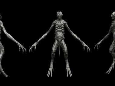 Concept Art - Characters I