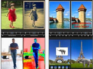 PhotoEditing App