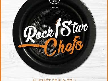 Rock Star Chefs post for Facebook