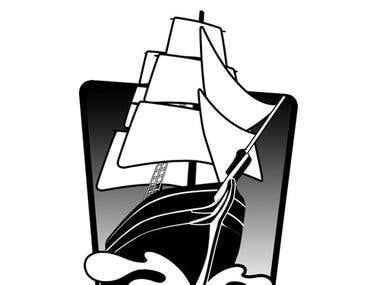Keelworks Logo & Identity