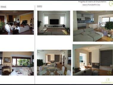 Interior Design: apartment's revolution
