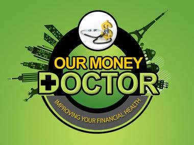 Our Money - Doctor LOGO