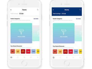Discount app