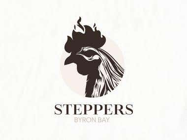 Steppers Logo