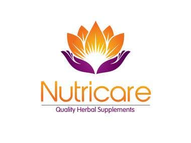 Logo and branding for Nutritionist