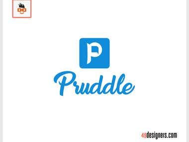 Pruddle Logo Design!
