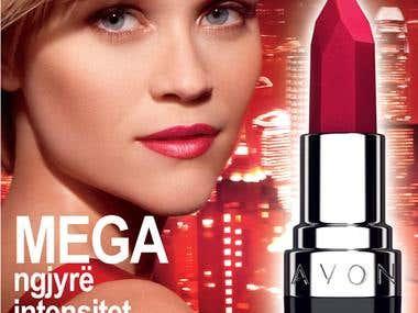 Avon Poster & Flayer
