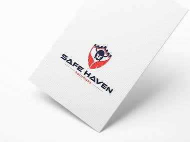 Logo For Safe Haven