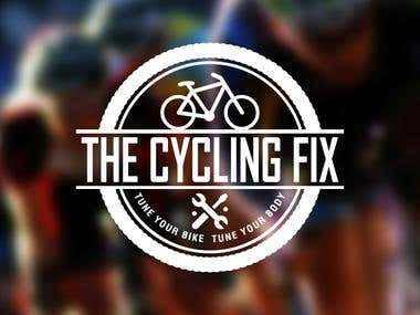 LOGO DESIGN_THE CYCLING FIX