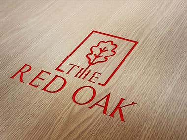 LOGO DESIGN_THE RED OAK