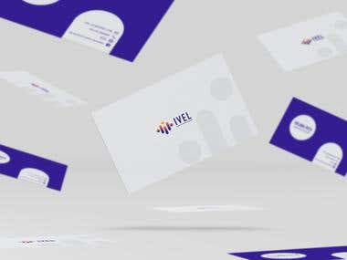 Business Card design for Ivel