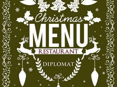 Flyer - Diplomat Restaurant