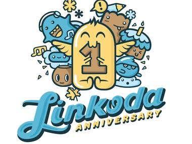 Linkoda Anniversairy Brand Style