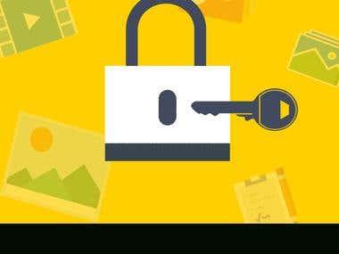 Folder secureIcon