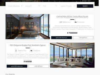 WordPress Theme Development http://novum-elegant.co.uk/