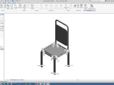 Chair - Revit family