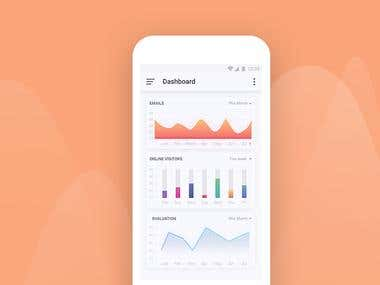 Mobile Analytics design