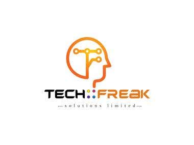 LOGO DESIGN_TECH FREAK