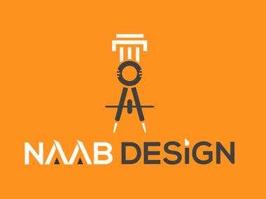 Logo For Naab Design