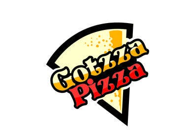LOGO DESIGN_Gotzza Pizza