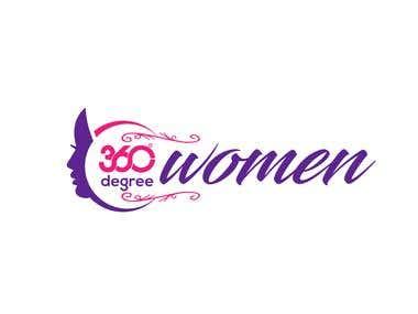 360 Degree Women Logo
