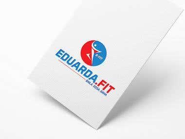 Logo For Eduarda.Fit