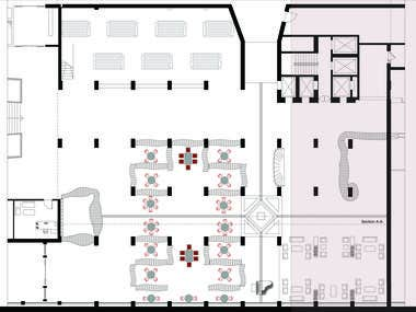 Hotel Homa lobby design