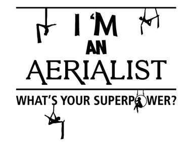 I AM AERIALIST