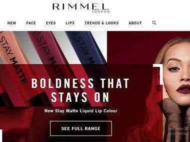 Online E-commerce Store
