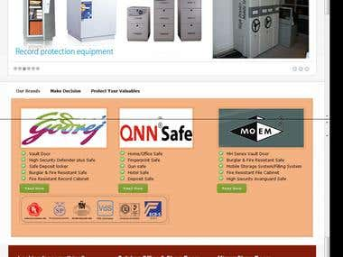 Godrej Company in Bangladesh Website.