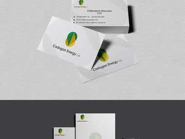 Cadagon Branding