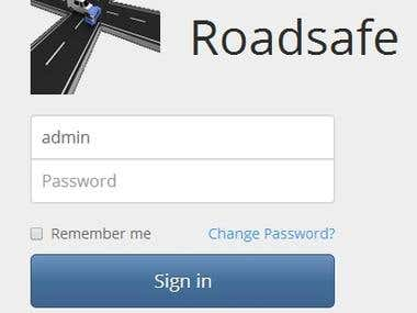 Road Safety Software